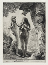 REMBRANDT Adam and Eve med100