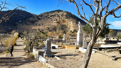 Virginia City Cemetery