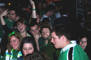 st patricks day party 2