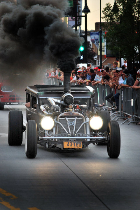 Drag Racing Event Fuel Injects The Anniversary Hot August