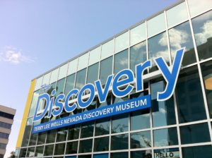 The Discovery-Building Front