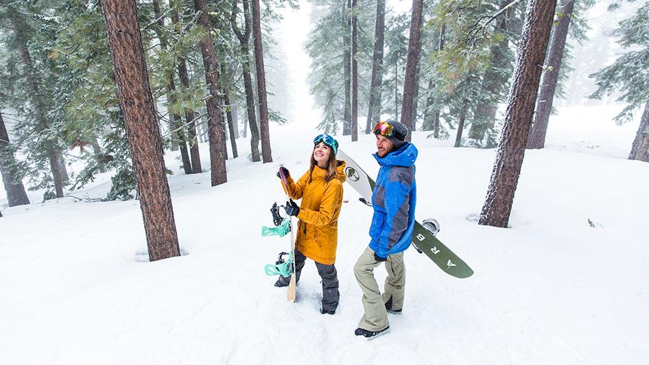 Ski and Snowboard Reno Tahoe