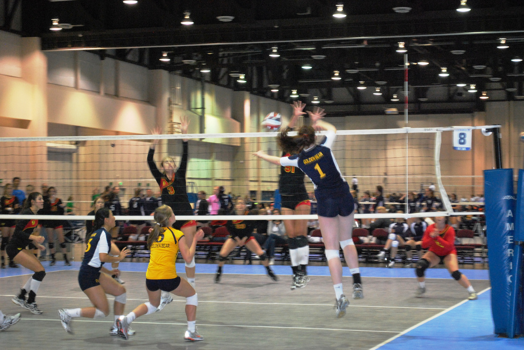 Northern California Volleyball Association Golden State Qualifier