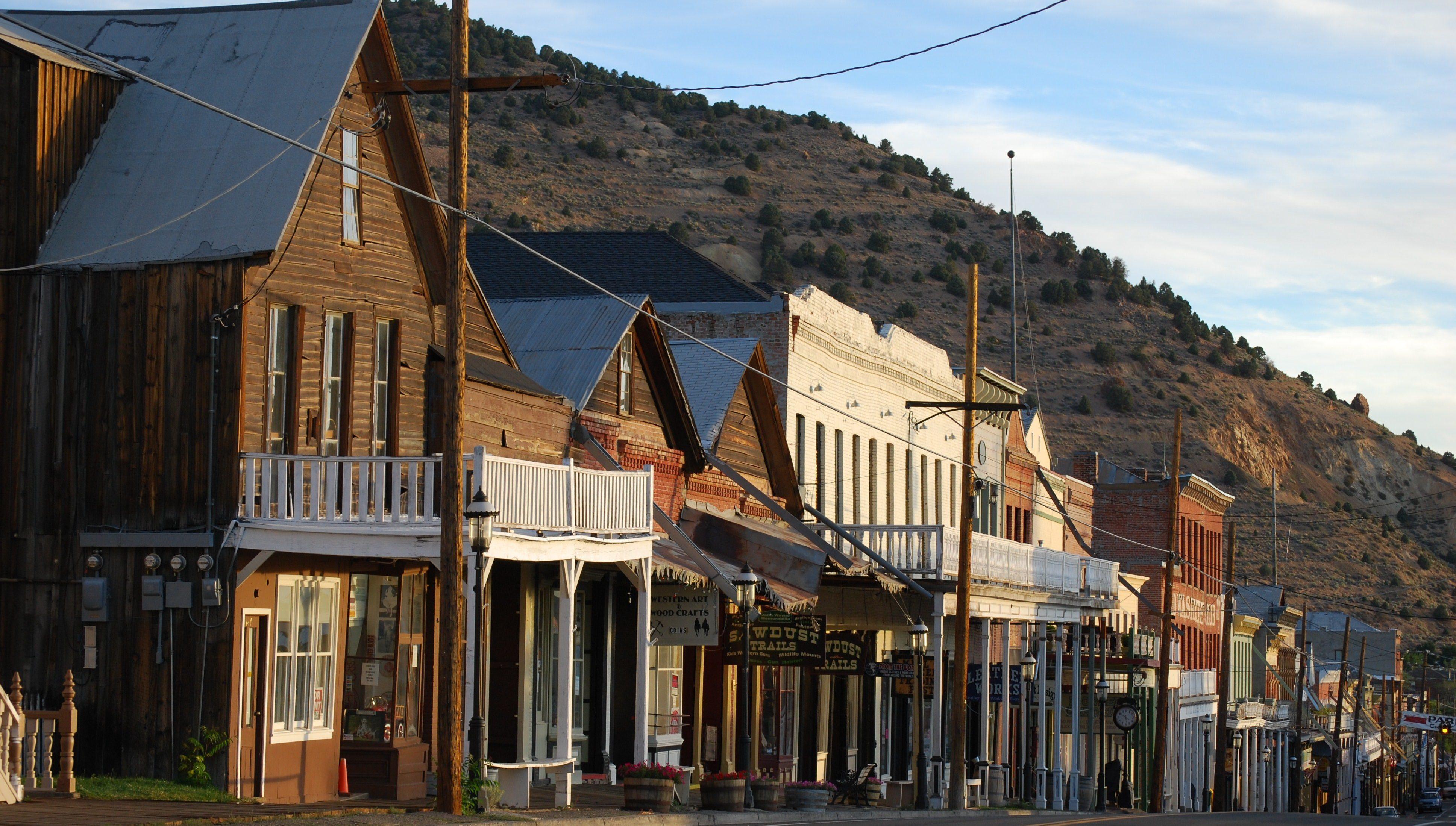 13 Haunted Thrills In Virginia City Visit Reno Tahoe Com