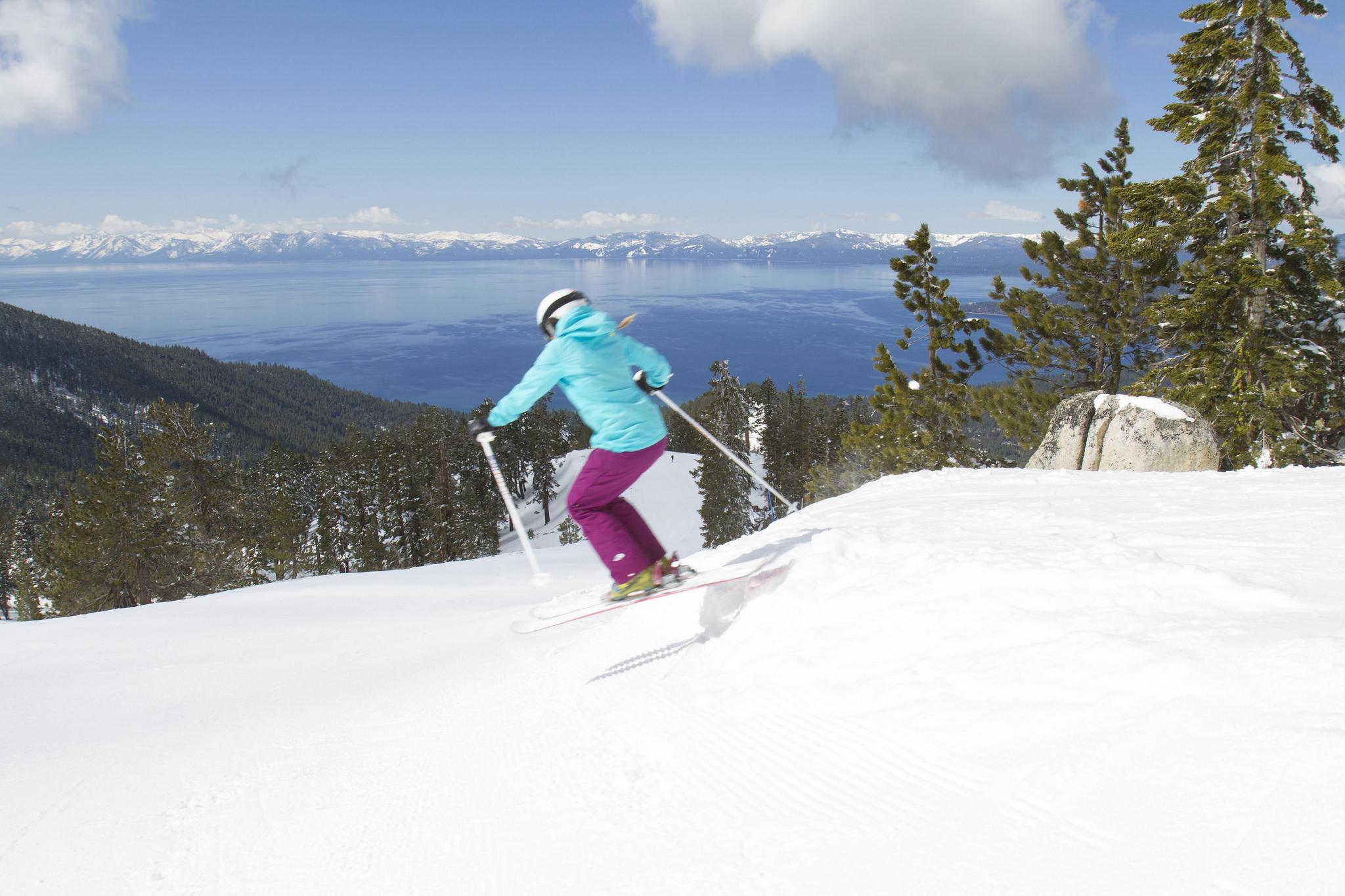 reno tahoe ski resort snow totals 2/1   visitrenotahoe
