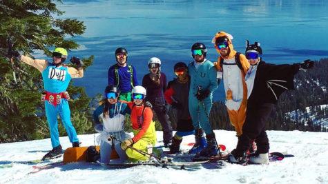 Spring Skiing Tahoe