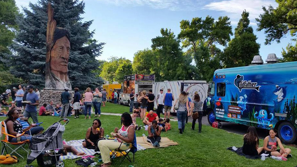 Food Truck Friday Idlewild Park