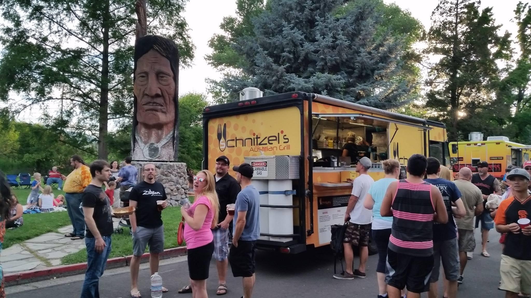 Food Truck Wednesday Reno