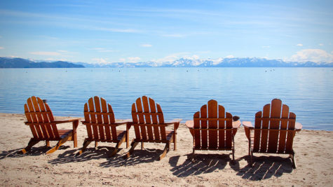 Adirondack Chairs Lake Tahoe
