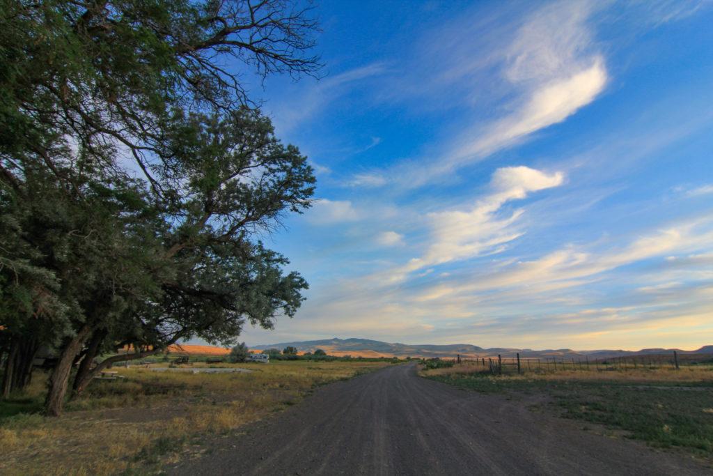 ranch sky