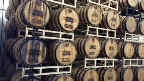 Frey Ranch Distillery Fallon, Nevada