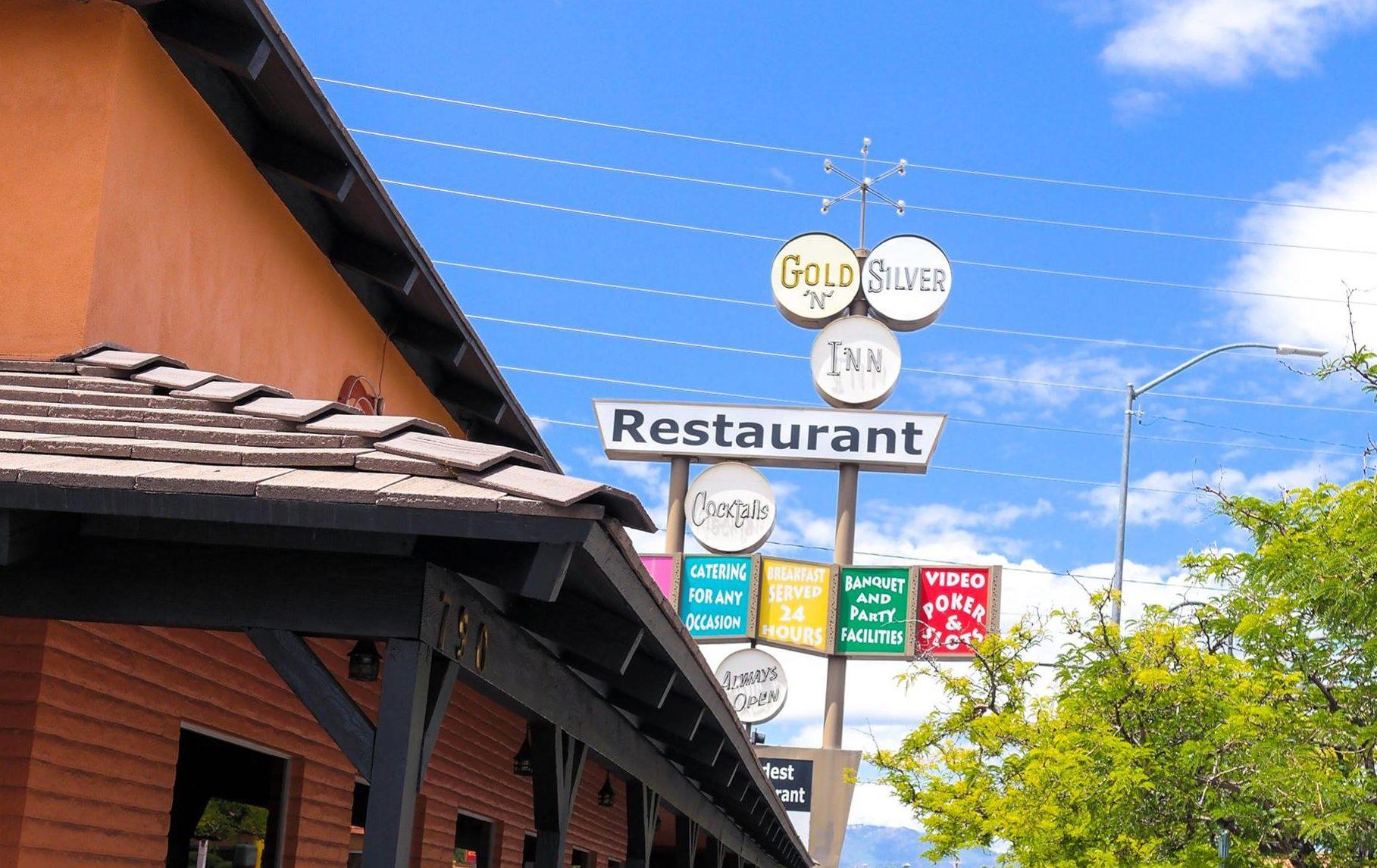4th Street S Nostalgic Reno Restaurants Reno Tahoe