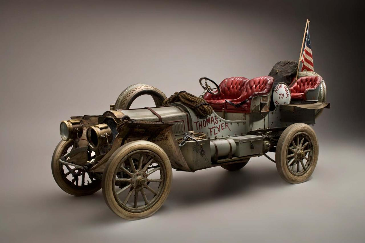 Photo courtesy of National Automobile Museum