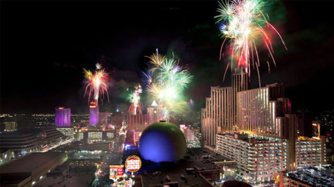 Reno New Year's Eve 2020