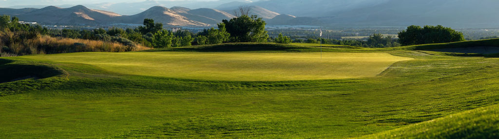 Photo courtesy of Wolfrun Golf Course