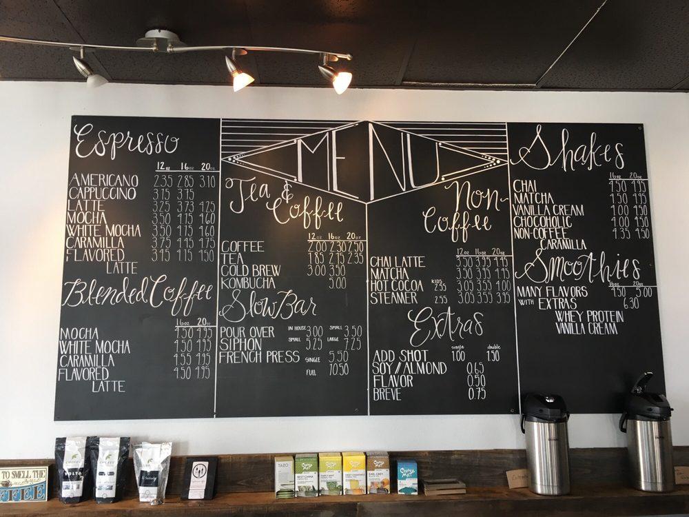 lighhouse menu