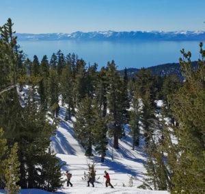 snowshoe tahoe