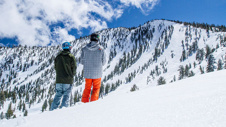 Ski Feature, Unique Features, Events at Ski Resorts Lake Tahoe
