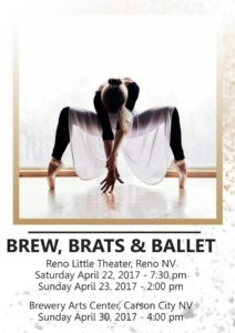 brew brats and ballet