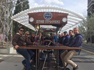 Photo courtesy of Reno Brew Bike