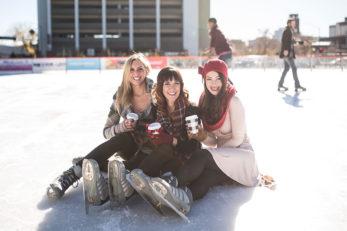 Reno Ice Rink - Ultimate Winter Weekend