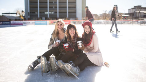 Reno Ice Rink - Ultimate Winter Weekend