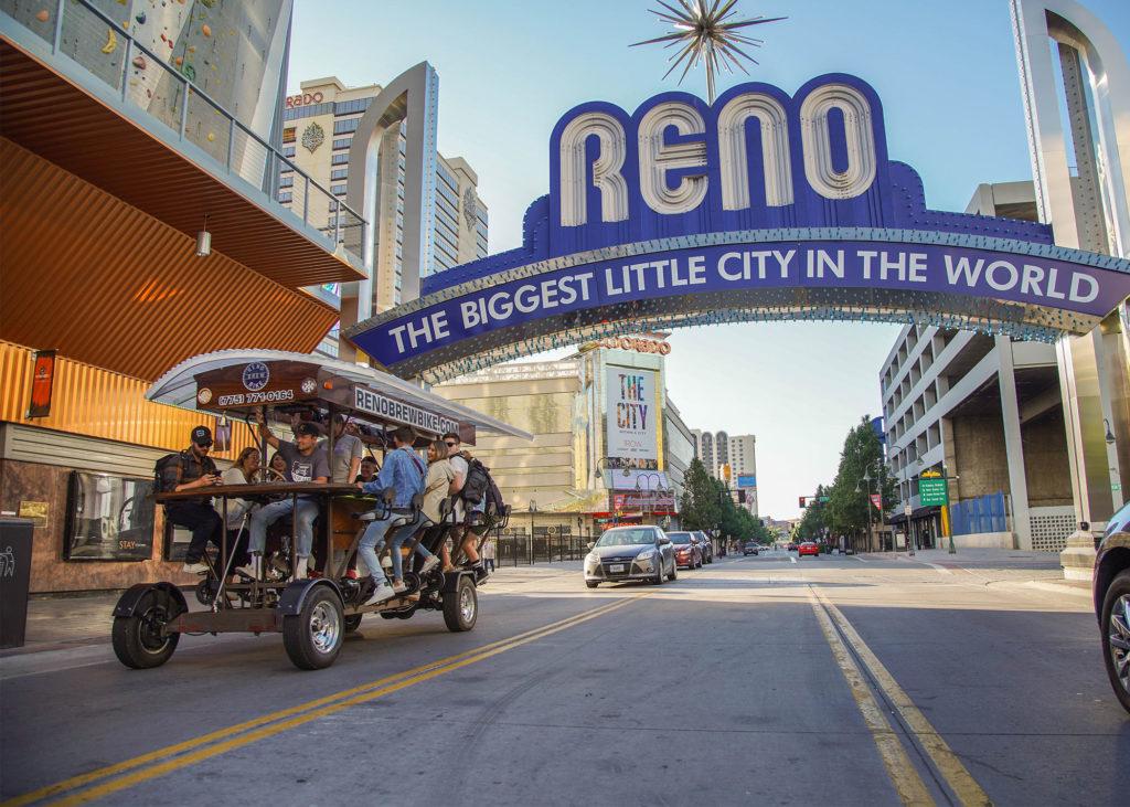 Brew Bike Reno