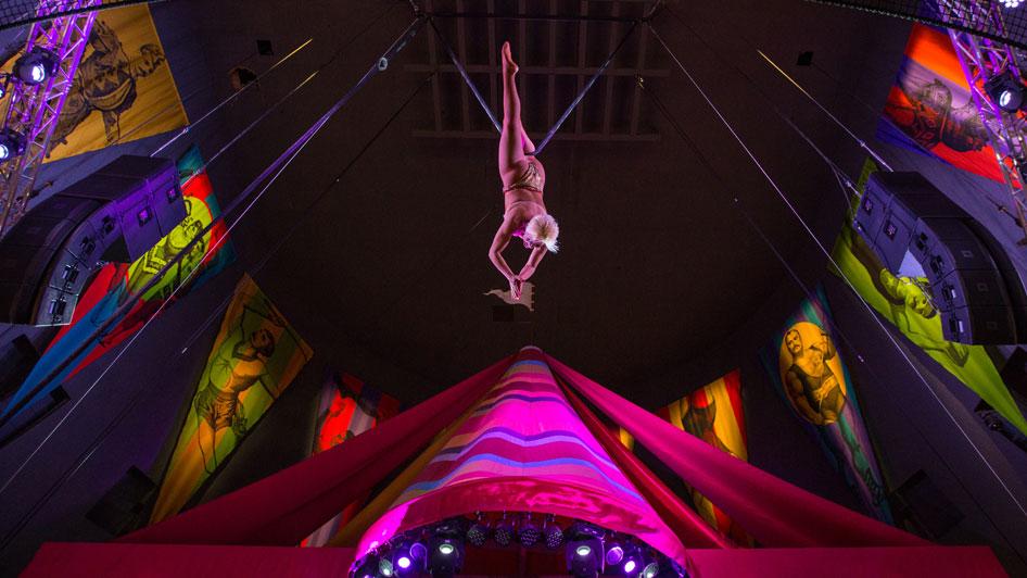Circus Circus Trapeze