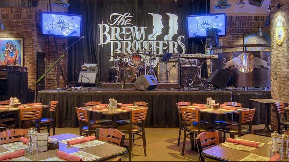 Brew Brothers Stage Eldorado Reno