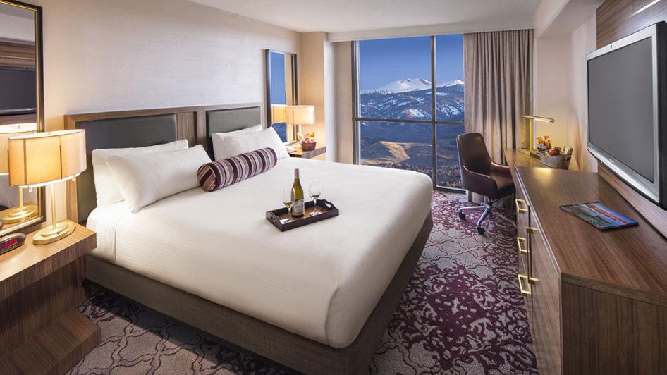 Eldorado Reno Hotel Room