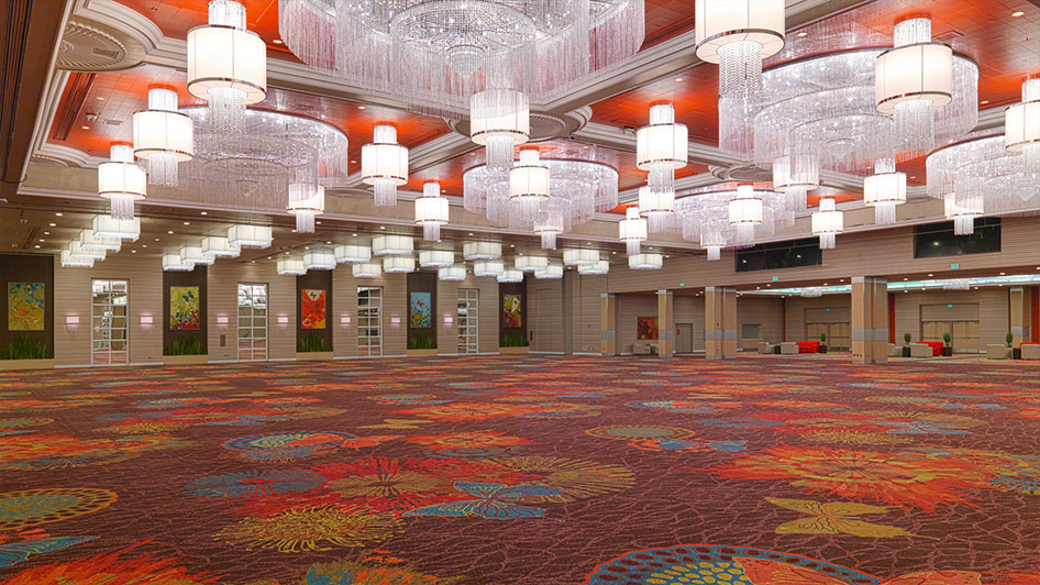 Grand Sierra Resort Grand Ballroom