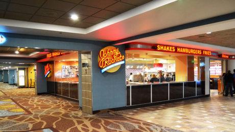 Johnny Rockets Diner Grand Sierra Resort