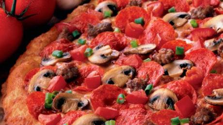 Round Table Pizza Grand Sierra Resort