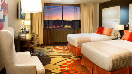 Grand Sierra Resort Summit Hotel Room