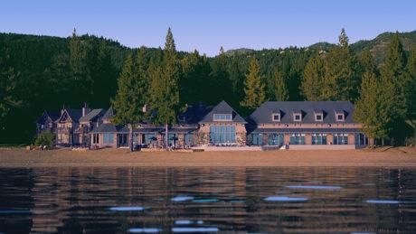 Hyatt Lake Tahoe hotel exterior