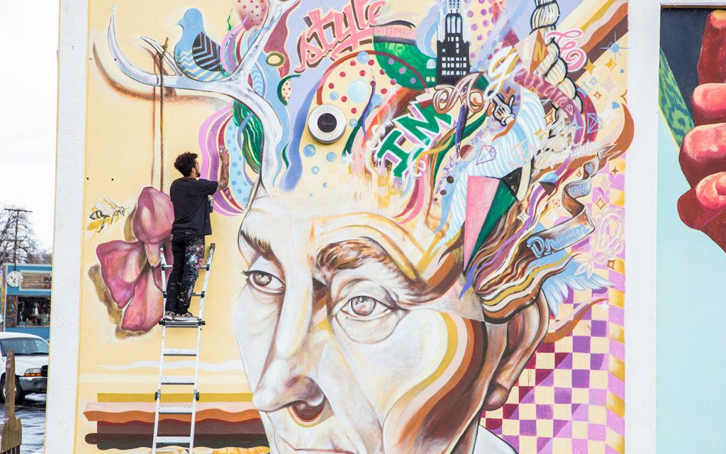 Mural Tours Reno