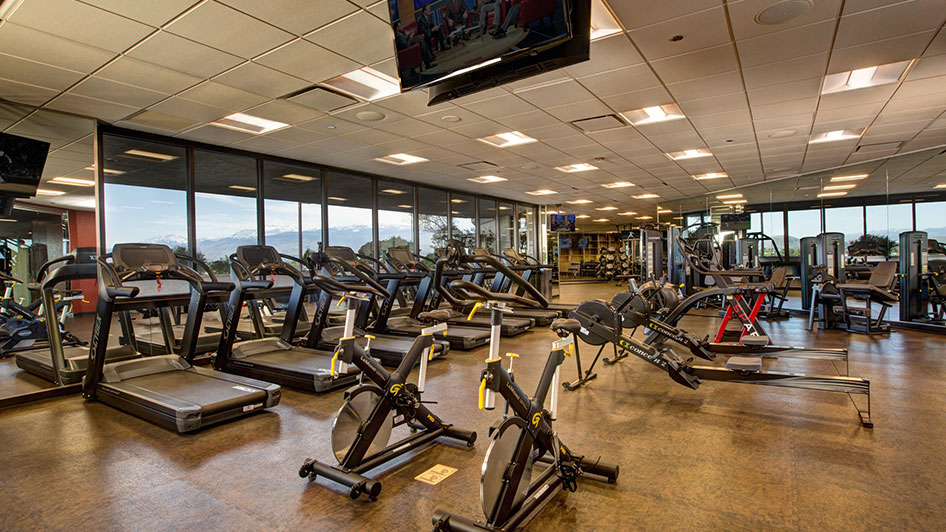 Nugget Resort Fitness Center