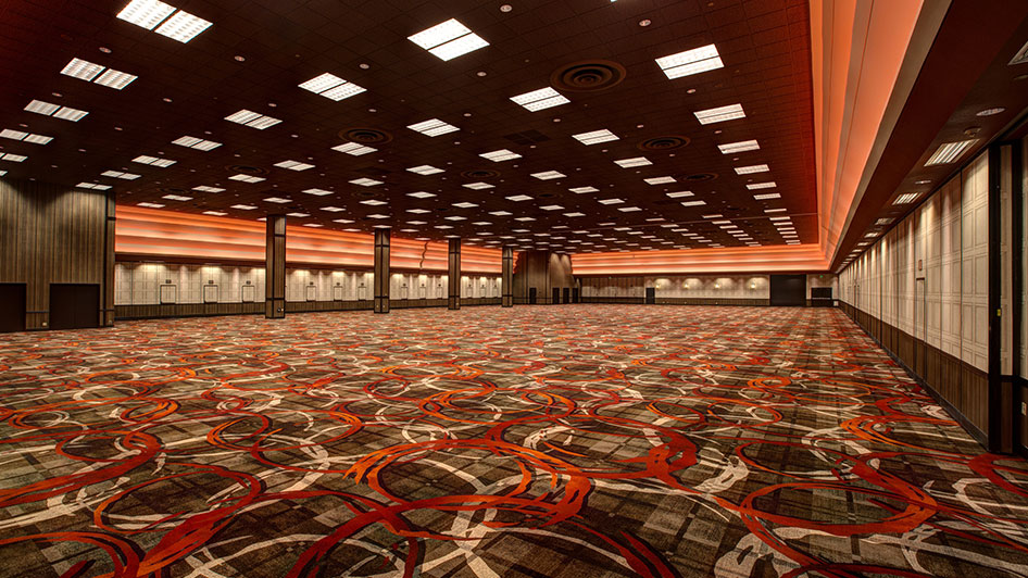 Nugget Resort Rose Ballroom