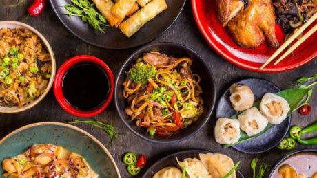 Noodle Hut Menu Items