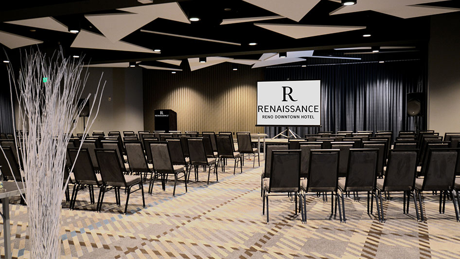 Renaissance Reno Meeting Room