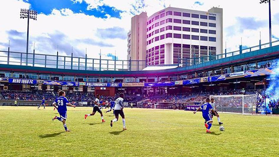 Reno 1868 FC Greater Nevada Field