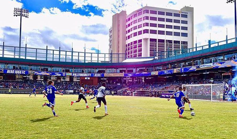 Reno 1868 FC – Major League Soccer at Greater Nevada Field