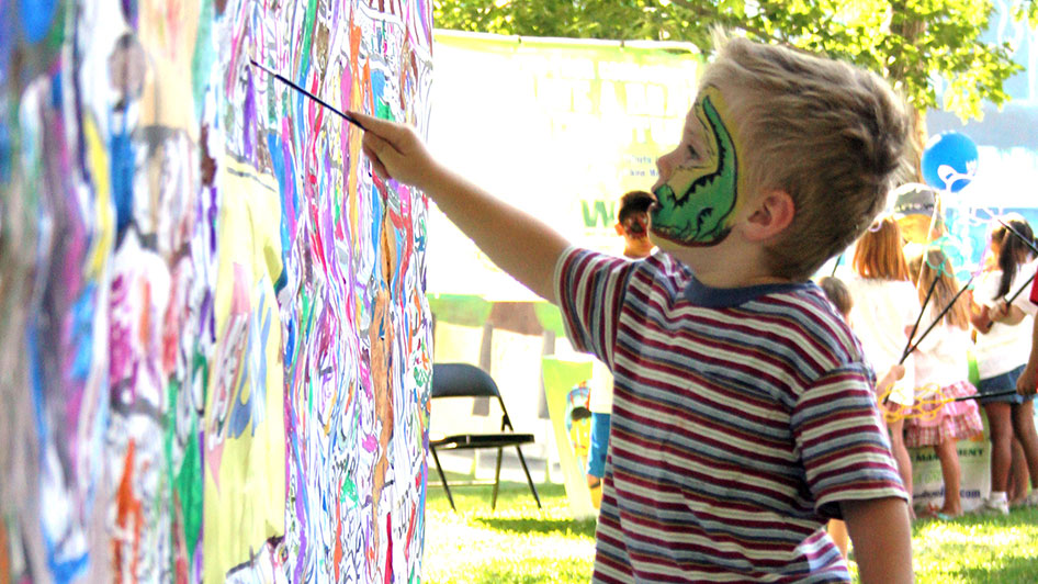 Family Activities at Artown Reno