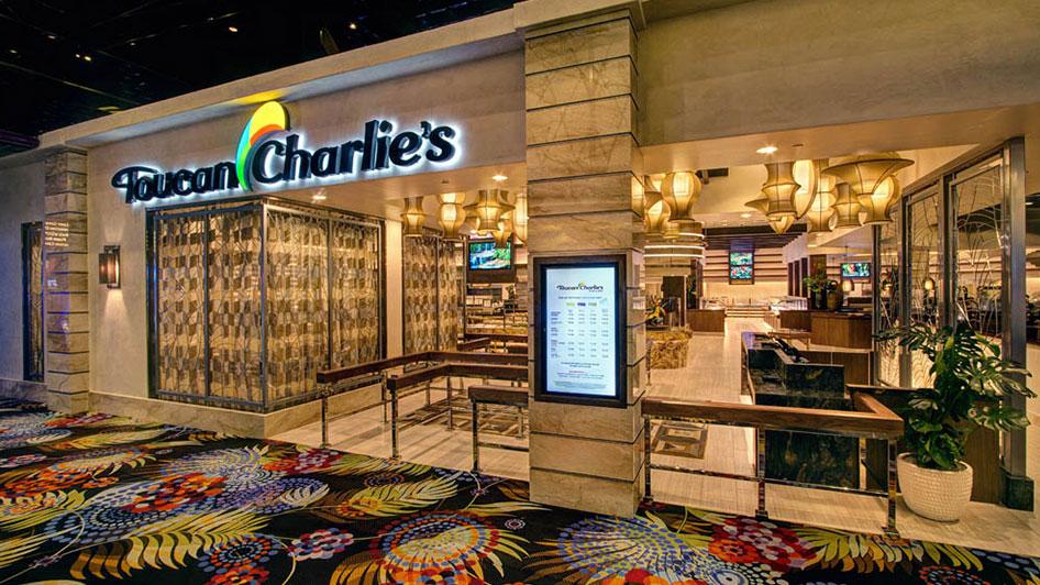 Toucan Charlies Buffet