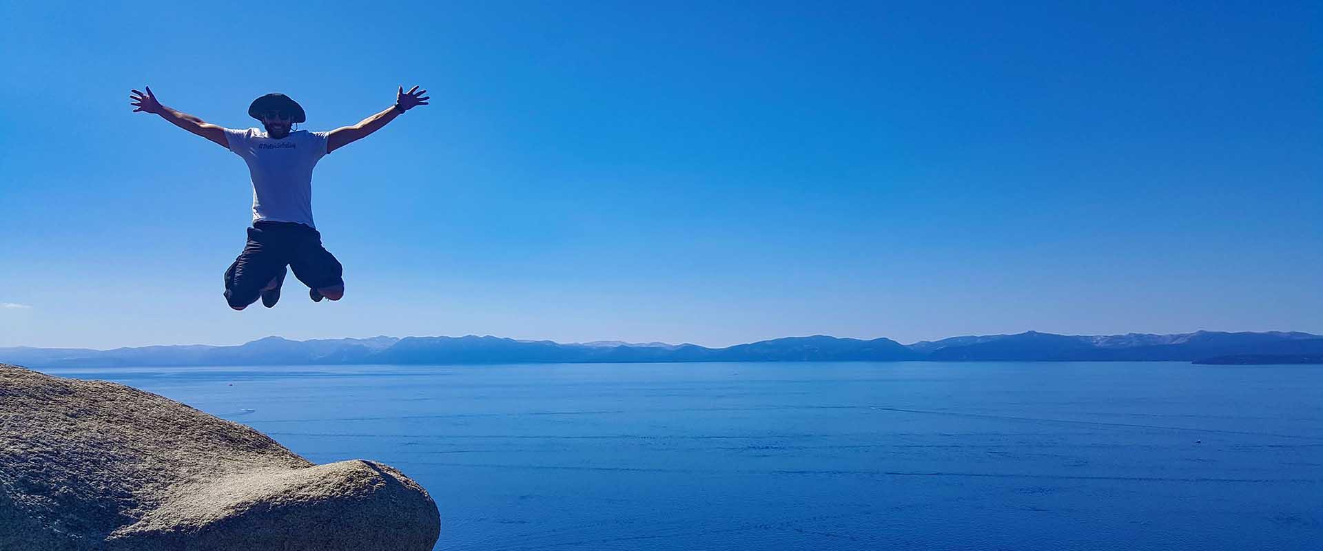 Alex Chacon Lake Tahoe
