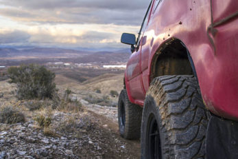 off road feature thumb