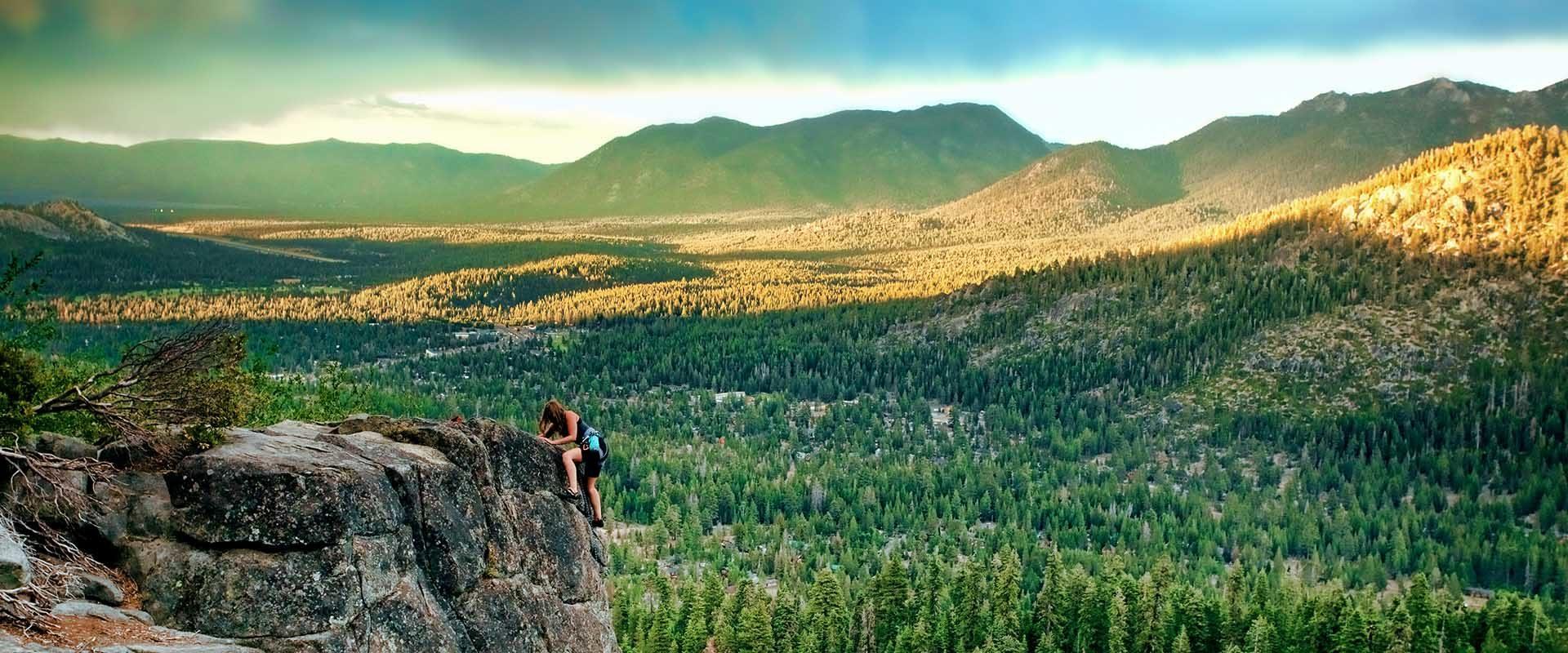 Lake Tahoe Camping & Reno Camping