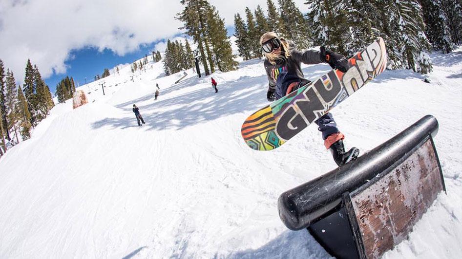 Boreal Ski Resort Soda Springs, CA