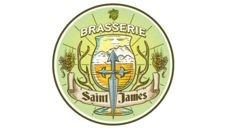 Brasserie St James logo