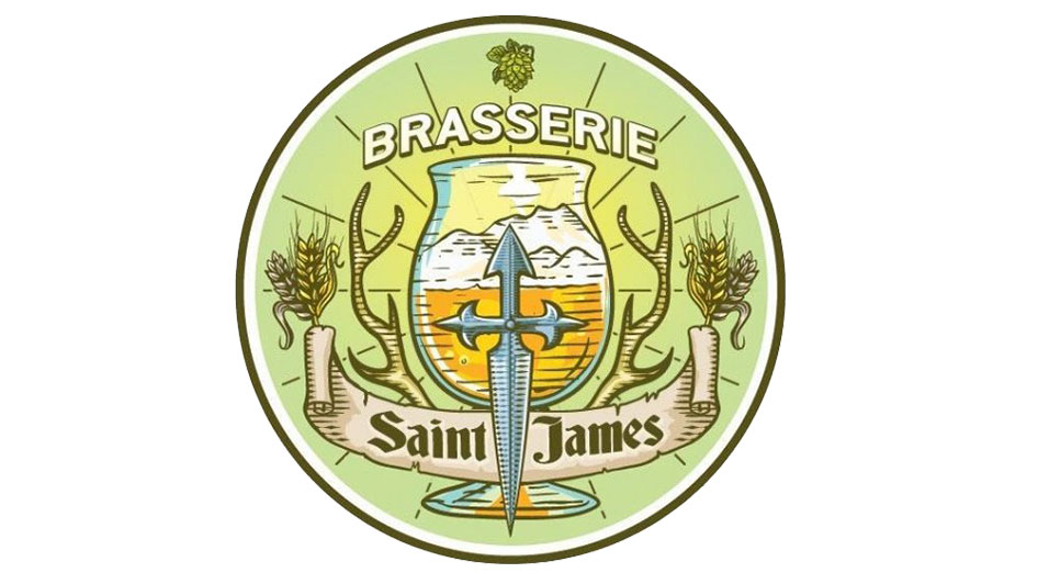 Brasserie St James logo
